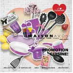 <b>COUVERTURE MAISON AVON</b> <br /> Campagne 2 a 4 du catalogue tout pour la maison AVON